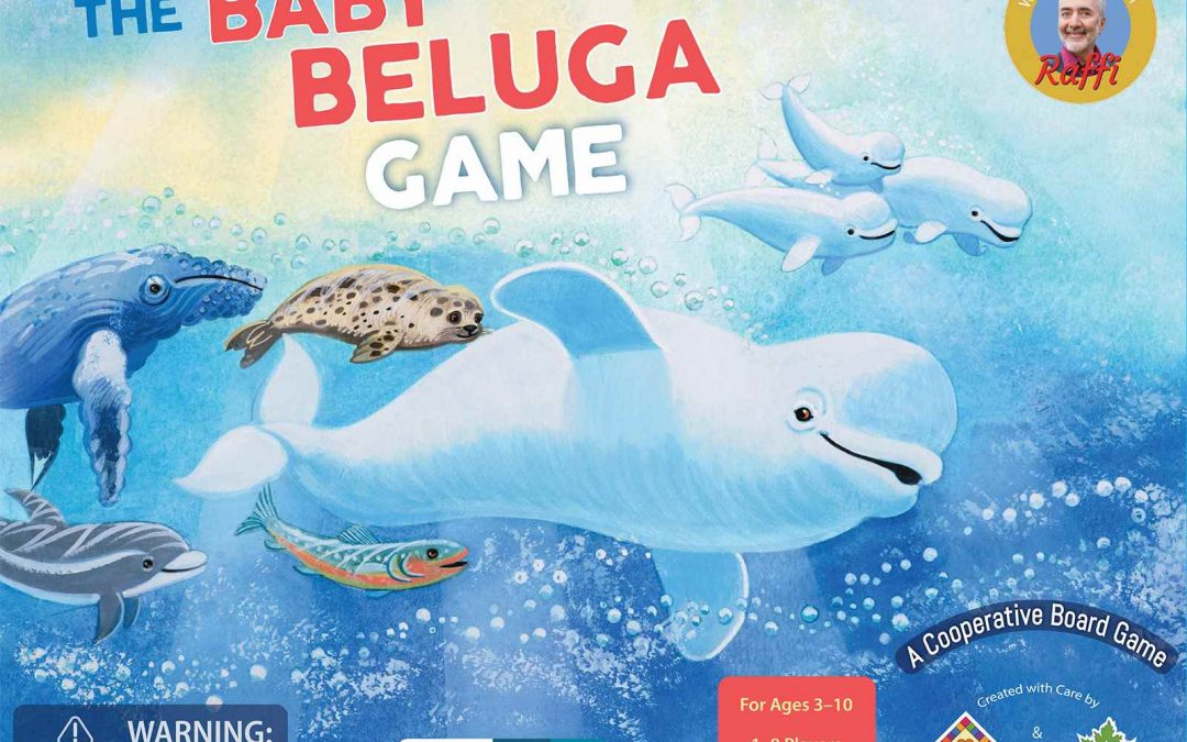 Excerpt from The Baby Beluga Game Guidebook